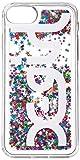 [エックスガール]COLORFUL STAR MOBILE CASE for iPhone6/6s/7/8 05183028 ホワイト