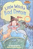Little Witch's Bad Dream (Step Into Reading: A Step 2 Book)