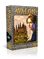 The Resistance: Avalon Social Deduction Game [並行輸入品]