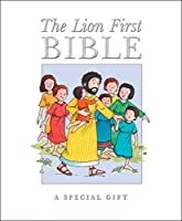 The Lion First Bible: White