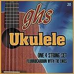 ghs 20 Standard Ukulele フロロカーボン ウクレレ弦
