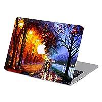 カスタマイズ有名なペイントunder the Streetライト特別なデザイン防水ハードケースfor MacBook Pro 13インチRetina Display a1706/ a1708with/withoutタッチバー&タッチID (最新リリース2016)