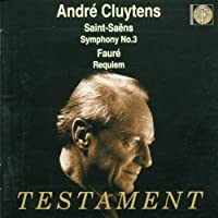 Symphony No. 3/Requiem (Cluytens) by Orchestra (2002-03-01)