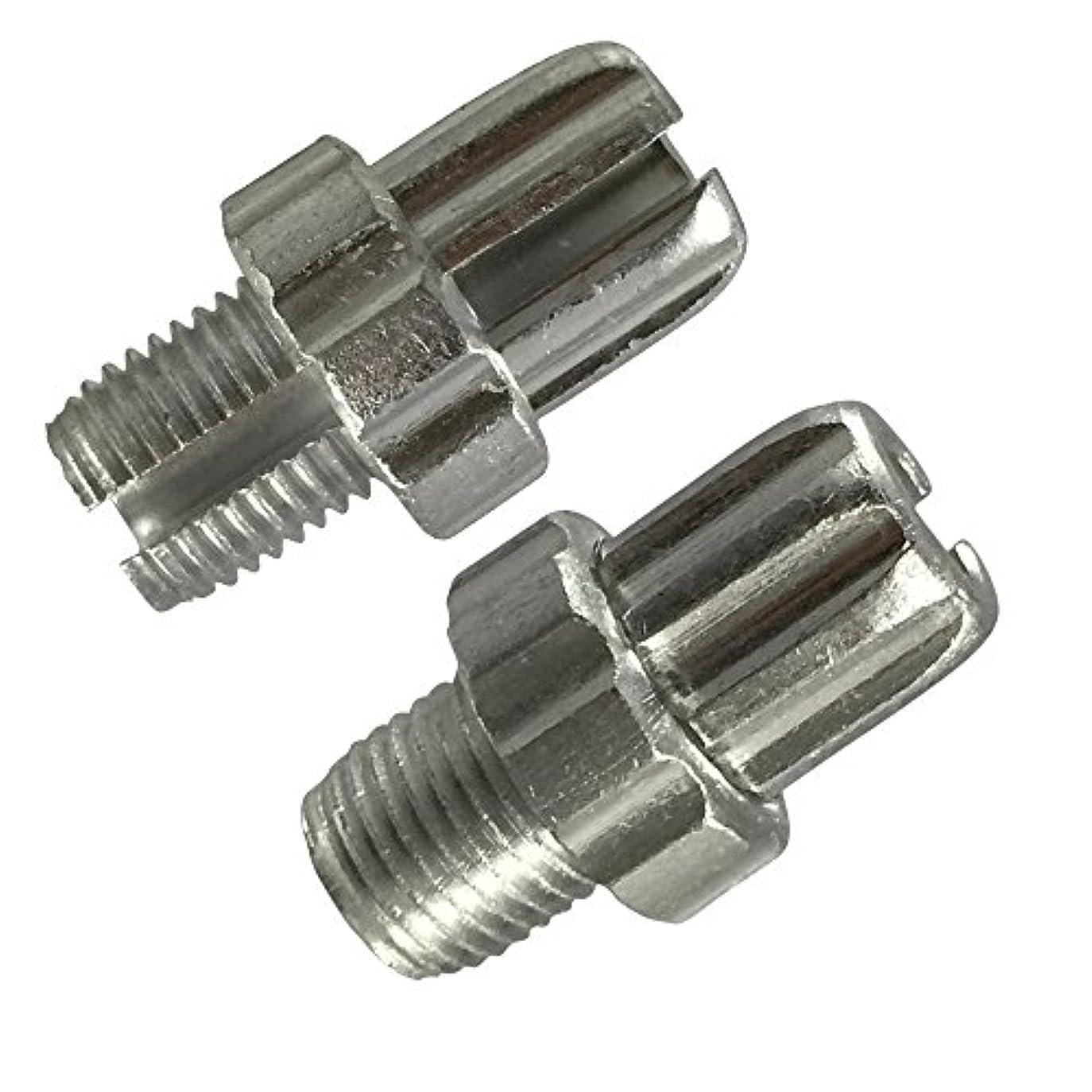 余計な救出保証金Caden Cycles Brake Part Lever 10mm Adjustable Barrels-set of 2 -Oversized Version by Caden Cycles