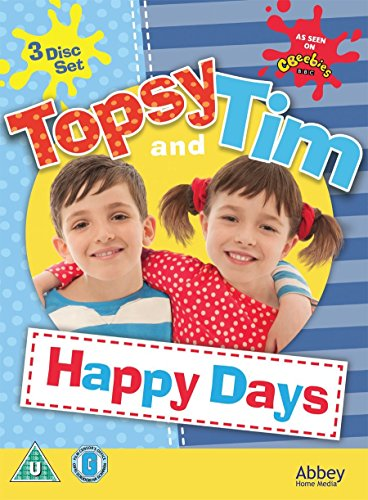 Topsy And Tim: Happy Days [Edizione: Regno Unito] [Import anglais]
