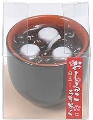 kameyama candle(カメヤマキャンドル) おしるころうそく キャンドル(86440000)