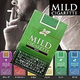 電子タバコ『MILD CIGARETTE』マイルドシガレットミント味×カートリッジ11本 画像