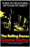 Gimme Shelter – Rolling Stones 11 x 17映画ポスター – スタイルA Unframed 144176