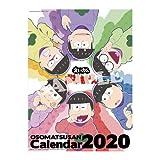 エンスカイ えいがのおそ松さん 2020年カレンダー CL-57