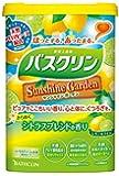 バスクリン サンシャインガーデン シトラスブレンドの香り 600g 入浴剤 (医薬部外品)