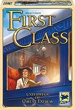 ファーストクラス(First Class: Unterwegs im Orient Express)