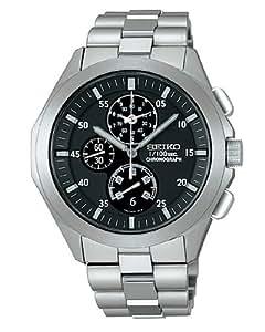 [セイコー]SEIKO 腕時計 IGNITION イグニッション 1/100秒クロノグラフ SBHP003 メンズ