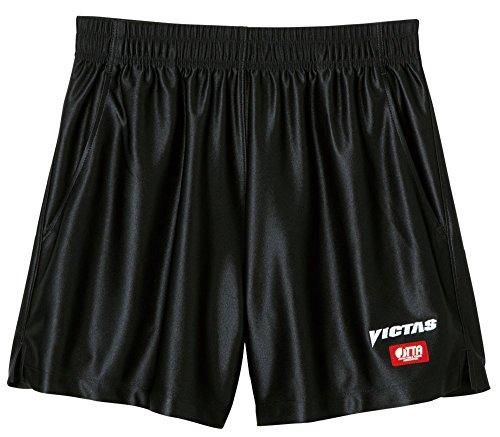 VICTAS(ヴィクタス) 男女兼用 卓球 ゲームパンツ V-SP030 034551 ブラック(0020) L