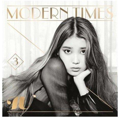 IU 3集 - Modern Times (通常版)