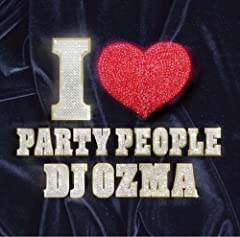 DJ OZMA「Mr.DJ」のジャケット画像