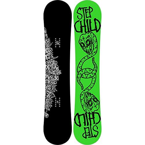 ステップチャイルド(STEPCHILD)2016DIRT BAG ZEROCAMBERスノーボード板スノボー150cm 150cm