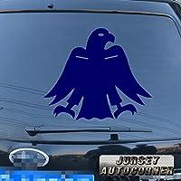 3s MOTORLINEバスクNationalistsモダンArrano Beltzaブラックイーグルデカールステッカー車ビニールPickサイズカラー 6'' (15.2cm) ブラック 20180408s12