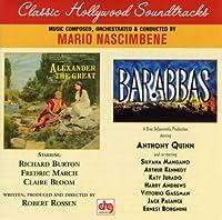 Alexander The Great (1956 Film) / Barabbas (1962 Film) [2 on 1]