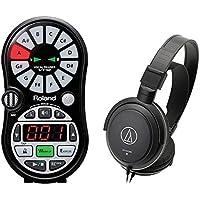 【audio-technicaヘッドホン付】Roland/ローランド VT-12-BK Vocal Trainer/ボーカル・トレーナー