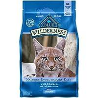 ブルー ウィルダネス インドア成猫用・チキン/インドアアダルト・チキン 2.27kg