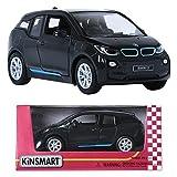 Kinsmart 1:32 BMW i3 Black ディスプレイミニ車ミニチュアカーのおもちゃ [並行輸入品]