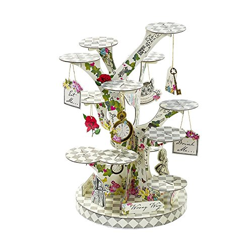 Talking Tables(トーキングテーブル)ツリー型ケーキスタンド/アリス