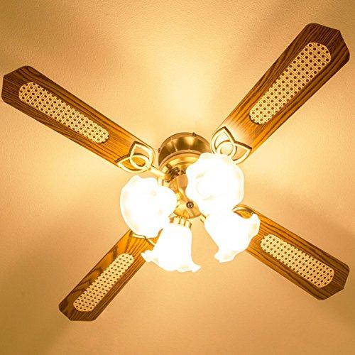 LED対応 機能美 シーリングライトファン 「ブライト」 リモコン付き 広さ12畳対応 切替照明ブラウン色