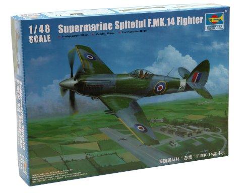 1/48 スーパーマリン スパイトフル F.Mk.14