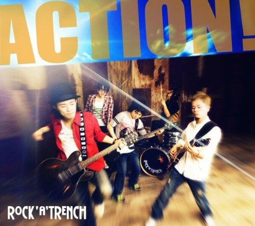 ACTION!(初回限定盤)の詳細を見る