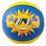 ロードアイランドノベルティ 9.5インチ Sun's Out バスケットボールボール
