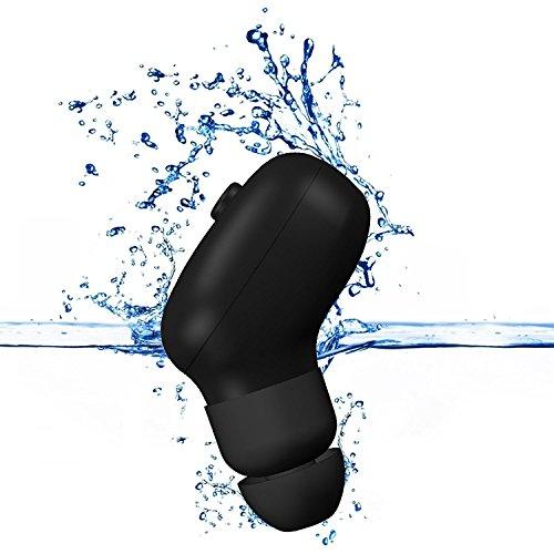 【防水進化版 IPX7対応】Bluetooth 防水 片耳 イ...