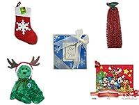 クリスマスFun for Everyoneギフトバンドル[ 5Piece ]–Holiday Decor–アクセサリー–ギフトアイテム–Item No dbund-xmas-9078
