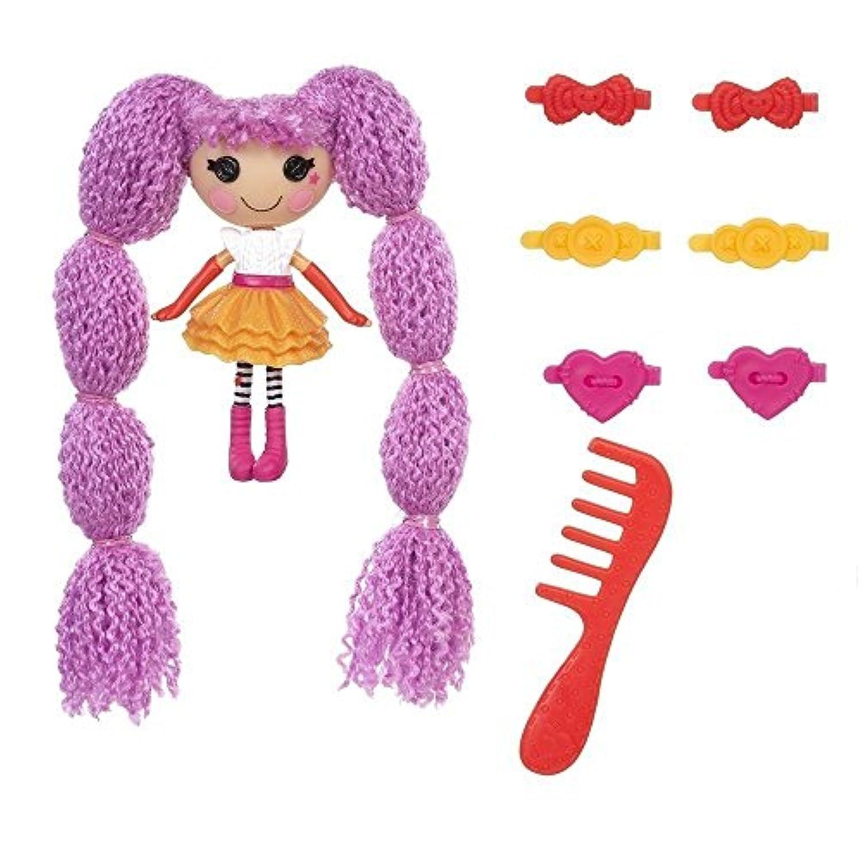 輸入ララループシー人形ドール Mini Lalaloopsy Loopy Hair Doll - Peanut Big Top [並行輸入品]