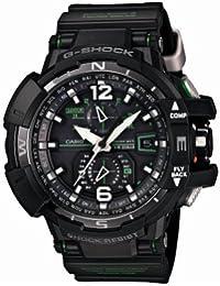 [カシオ]CASIO 腕時計 G-SHOCK ジーショック グラビティマスター 電波ソーラー GW-A1100-1A3JF メンズ