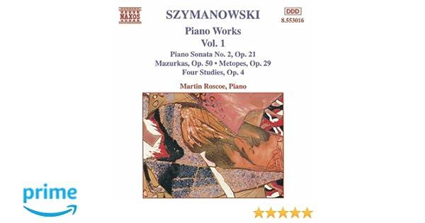 Amazon | Piano Works 1 | Karol...