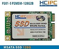HcipC p201–5p2msm-128g2b 128G sata3SSD mSATA MINI PCIE mSATA SSDソリッドステートドライブ、、、forタブレット、ミニボックスPC、工業用PC、ITXマザーボード