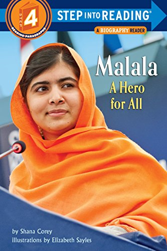 Penguin Random House『Malala:A Hero for All』