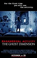 Paranormal Activity: The Ghost Dimension 27x40 Original D/S Movie Poster [並行輸入品]