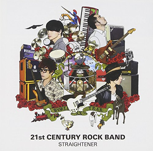 21st CENTURY ROCK BAND (通常盤)の詳細を見る