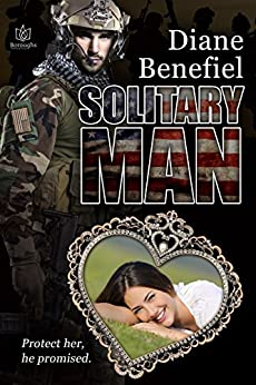 Solitary Man by [Benefiel, Diane]