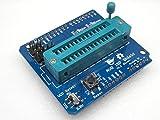 Arduino用 AVR ISPシールド ATmega328Pのブートローダ書き込み用