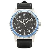 (コーチ) COACH コーチ 時計 アウトレット COACH W5015 F3A リヴィングトン メンズ腕時計 ウォッチ ブラック/シルバー/ブルー [並行輸入品]