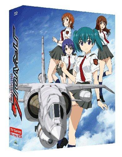 【Amazon.co.jp・公式ショップ限定】ストラトス・フォー TV Series Blu-ray BOX (特装限定版)