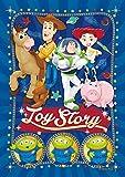 108ピース ジグソーパズル ディズニー TOY STORY(トイ・ストーリー)–Enjoy Playtime- 【パズルデコレーション】 (18.2x25.7cm)