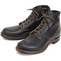 (レッドウィング) REDWING 9060 Beckman Boot FLAT BOX ブラッククロンダイク 茶芯