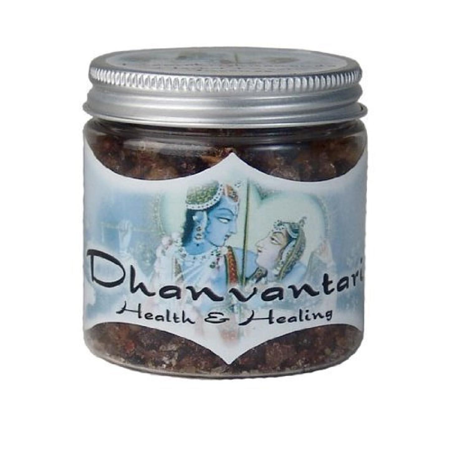 荒らす所得毒性Dhanvantari - Health & Healing - Ramakrishnananda Resin Incense [並行輸入品]