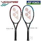 YONEX 「9月上旬発売予定※予約」「2016新製品」「ガット張り上げ済」YONEX(ヨネックス)「V CORE SV26G(VコアSV26G) VCSV26G」硬式テニスラケット G0 グロスレッド(726)