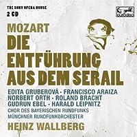 Mozart: Die Entfuhrung aus dem Serail by Edita Gruberova (2012-01-17)