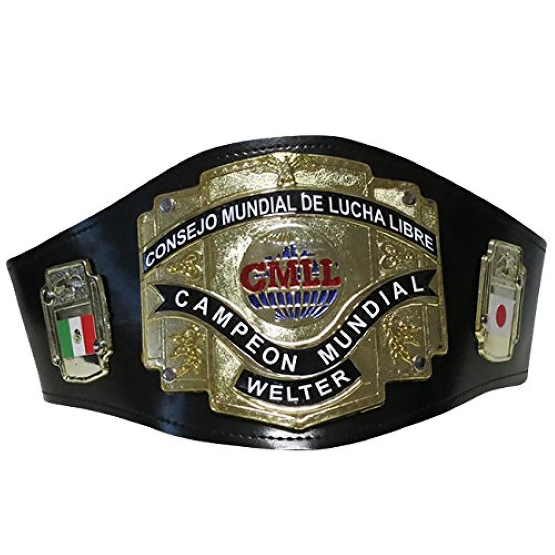 【チャンピオンベルト】 CMLL王座(ウェルター級王座) チャンピオンベルト レプリカ?99cmサイズ用 ルチャリブレ プロレス
