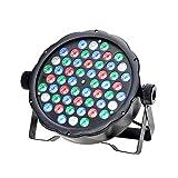GBGS 70W超高輝度7 LED RGBWパーライトDMX512 LEDパーカン舞台照明〔並行輸入品〕